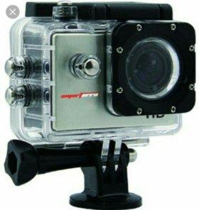 Экшен камера SMARTERRA B2