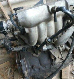 Мотор двс нексия nexia 1.5 8кл 8V