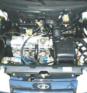Двигатель ВАЗ2110 с капиталки