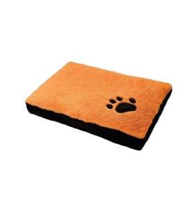 Лежанка для кошек и собак 90*60*10СМ+миска