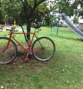 Велосипед ХВЗ Спутник В-31