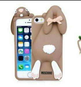 Чехлы на iPhone 5c
