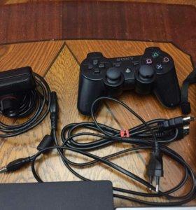 PlayStation 3 Slim в хорошем состоянии