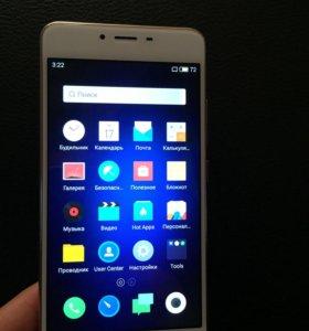Смартфон Meizu M3s mini 16Gb Gold