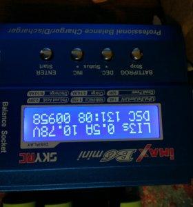 Универсальное зарядное устройство imax b6 mini ори