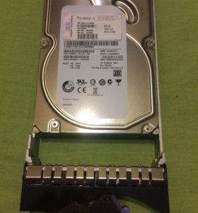 Жёсткий диск seagate 500 ГБ
