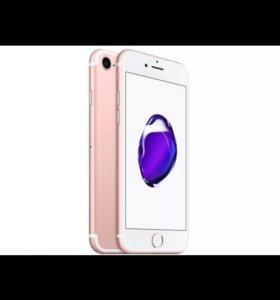 iPhone 7 128gb Rose gold - розовое золото
