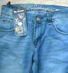 Мужские новые джинсы раз.34