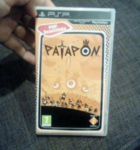 Игра для psp Patapon