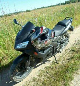 Мотоцикл KYMKO QUANNON KSR 125
