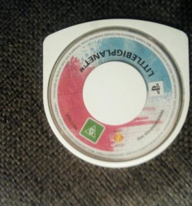Игра для psp LittleBigPlanet