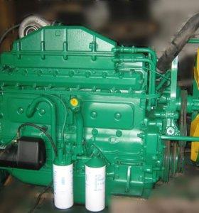 Двигатель Volvo TWD 731VE.