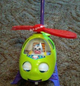 Вертолет каталка