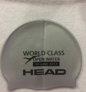 Плавательная шапка HEAD