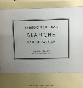 BYREDO PARFUMS BLANCHE тестер