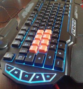 Игровая клавиатура bloody b318