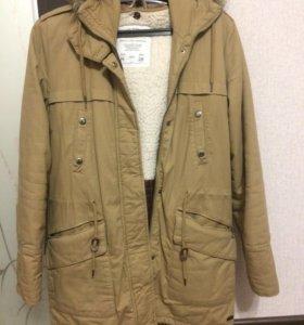Куртка ( парка ) Pull&Bear
