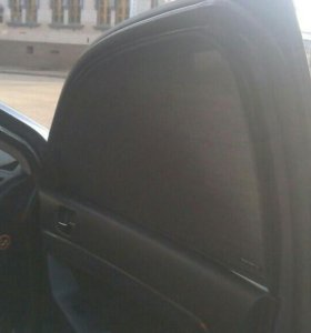 Каркасные автошторки на магнитах и креплениях