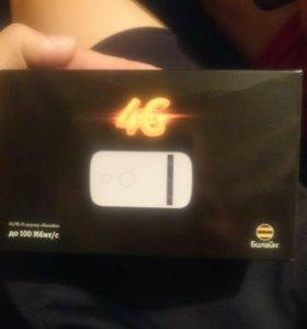 """Карманный роутер """"4G Билайн"""""""