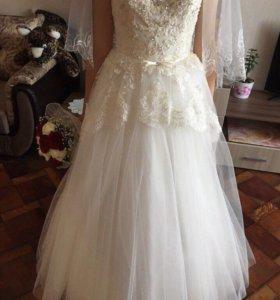 Свадебное платье ❗️❗️❗️