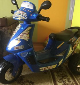 Мотоцикл детский