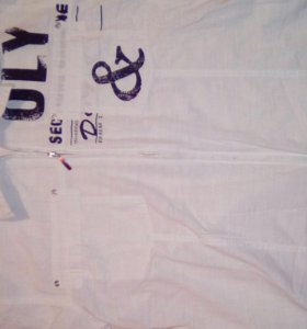 Рубашка фирменная D&G