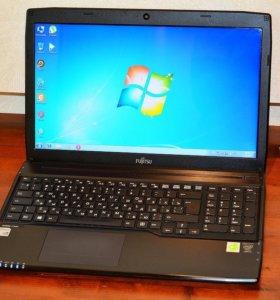 Ноутбук fujitsu lifebook AH544/G32
