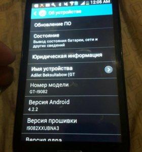 Samsung grand duos galaxy gt19082