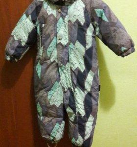 Зимний костюм crockid 80-86