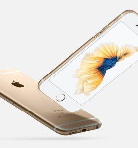 iPhone 6S Gold 16 Gb (НОВЫЙ)