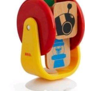 Brio Игрушка с крутящимися табличками