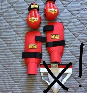 Перчатки М8oz+ полуфуты S