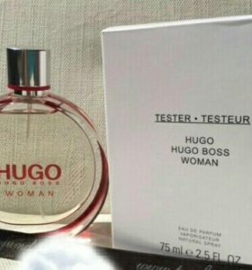 "Hugo Boss ""Hugo Woman Eau de Parfum"", 75 ml"
