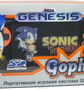 Игровая приставка Sega Genesis Gopher 2