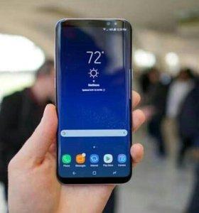 Замена экрана - дисплея на Samsung S - серии