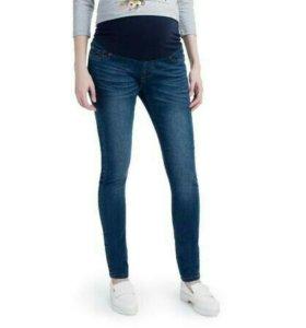 Новые джинсы для беременных , р.42