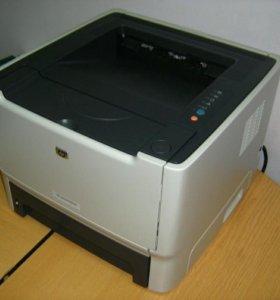 Принтер HP LaserJet P2015d