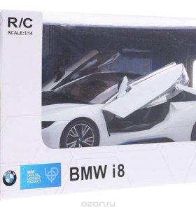 Машина на пульте. 1:14 BMW i8 🏁🏎🇩🇪