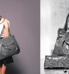"""сумка и косметичка """"Подиум"""""""