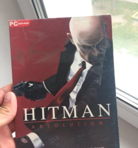Подам игру HITMAN ABSOLUTION