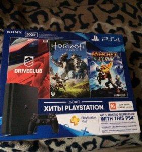 Playstation 4 + ufc2 + star wars battlefront