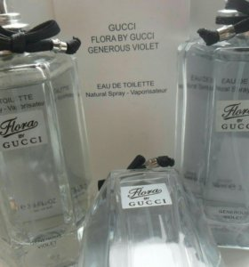 "Gucci ""Flora By Gucci Generous Violet"", 100 ml"