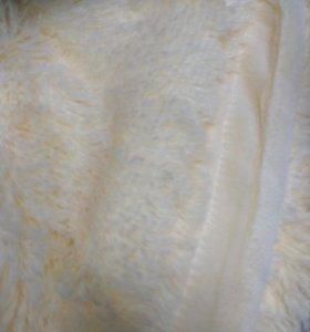 Тончайшего шерсти плед, в сувенирной сумке 🍒