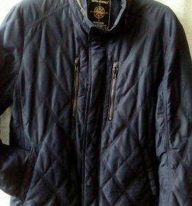 Куртка демисезонная 56 размер