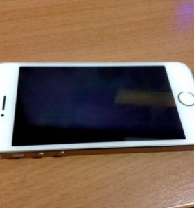 iPhone 5s gold ОБМЕН