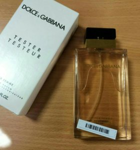 "Dolce and Gabbana ""Pour Femme"", 100 ml (тестер)"