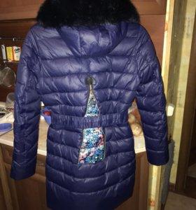 Пальто/Пуховик 44-46