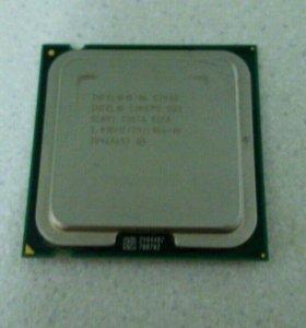 Процессор Intel core 2 duo 2.80gz.