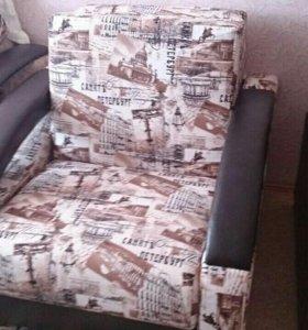Кресло-кровать.