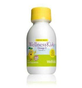 WellnessKids Omega3